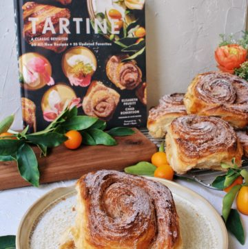 Morning buns with Tartine Cookbook