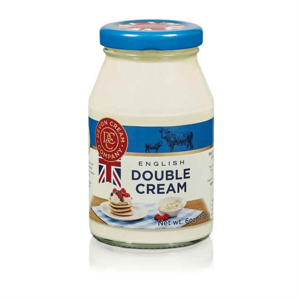 English Double Cream