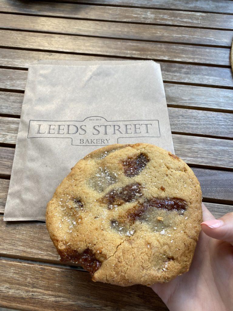 Original Leeds St Bakery Salted Caramel Cookies