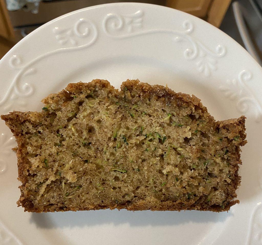 Smitten Kitchen zucchini bread